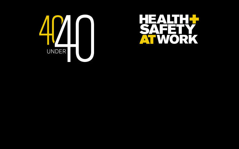 Health and safety at work 40 under 40