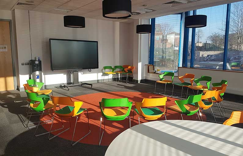NHS Trust HQ Innovation Hub