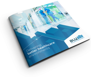 Blu Building Consultants delivering better healthcare environments
