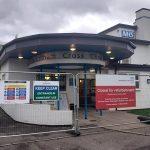 Waltham Cross Health Centre refurbishment entrance