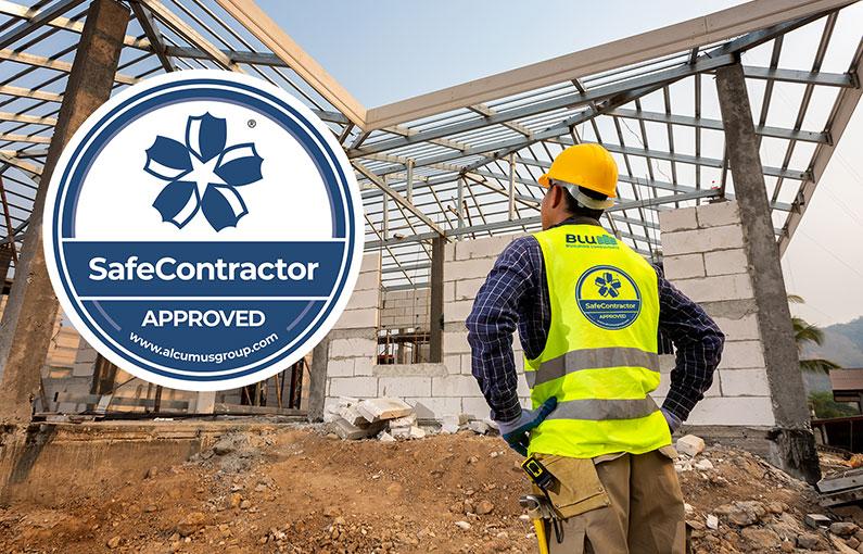 Blu Building Consultants Safe Contractor